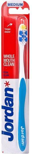 Jordan  Szczoteczka do zębów Total Clean średnia