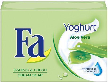 Fa Yoghurt Aloe Vera Mydło w kostce 100g