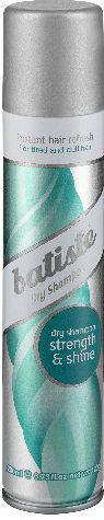 Batiste Suchy szampon do włosów Strenght & Shine  200 ml