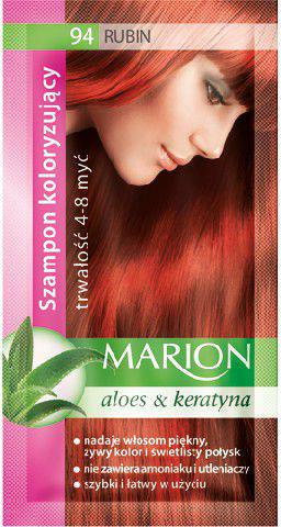 Marion Szampon koloryzujący 4-8 myć nr 94 rubin 40 ml