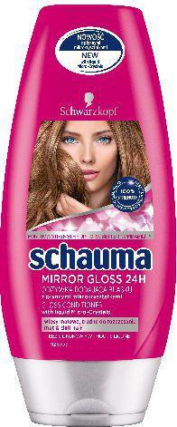Schwarzkopf Schauma Odżywka do włosów Mirror Gloss 24H nabłyszczająca  200 ml