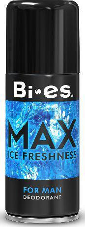 Bi-es Max Ice Freshness for men Dezodorant spray 150ml