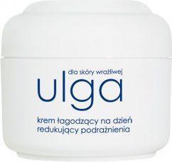 Ziaja Ulga dla skóry wrażliwej krem łagodzący na dzień redukujący podrażnienia 50 ml