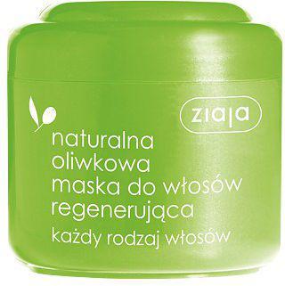 Ziaja Maska do włosów oliwkowa 200 ml