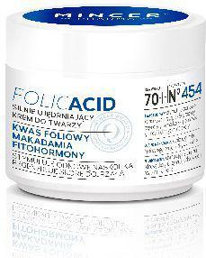 Mincer Pharma FolicAcid Krem stymulujący do twarzy 70+ nr 454 50ml