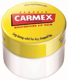 Carmex  Krem ochronny do ust w słoiczku 7,5g