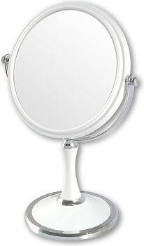 Lusterko kosmetyczne TOP CHOICE stojące okrągłe FD (85642)