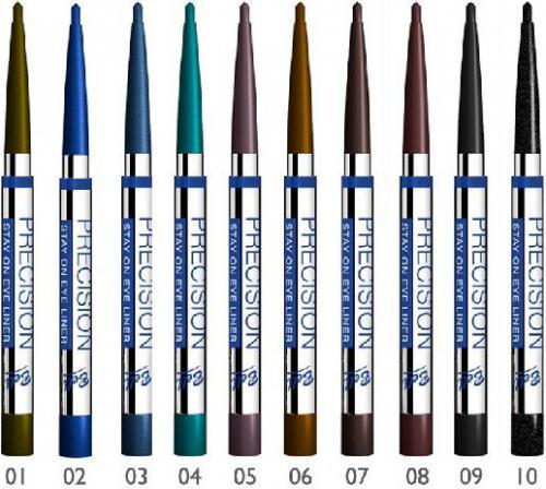BELL Konturówka do oczu Precision 02 Niebieska