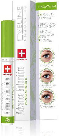 Eveline Advance Volumiere Odżywka do rzęs 3w1  10ml