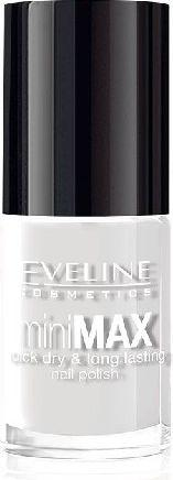 Eveline Mini Max Lakier do paznokci  000   5ml