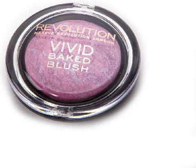 "Makeup Revolution Vivid Baked Blush Róż zapiekany ""One For Playing""  6g"