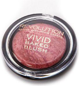 "Makeup Revolution Vivid Baked Blush Róż zapiekany ""Loved Me The Best""  6g"