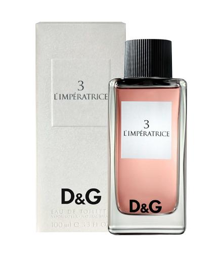 Dolce & Gabbana L´imperatrice 3 (W) EDT/S 100ML
