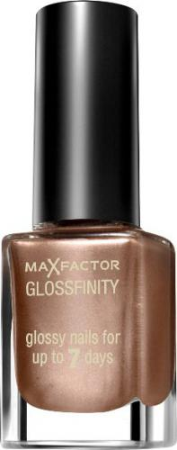 MAX FACTOR Glossfinity Nail Polish 11ml 60 Midnight Bronze