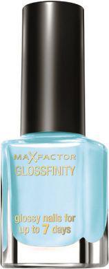 MAX FACTOR Glossfinity Nail Polish 11ml 27 Celestial Blue