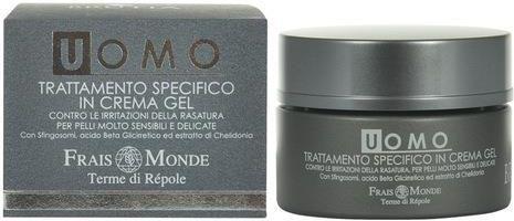 Frais Monde Men Brutia Cream-Gel For Shaving Irritations Balsam po goleniu do skóry wrażliwej 50ml