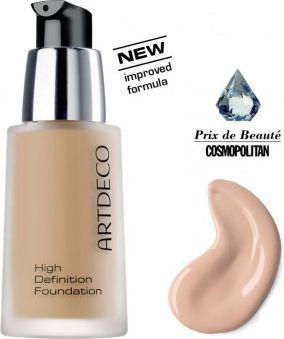 Artdeco High Definition Foundation rozświetlający podkład do twarzy - 06 Light Ivory 30ml