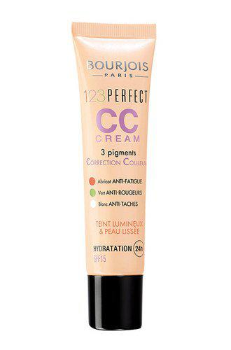 BOURJOIS Paris 123 Perfect CC Cream 30ml 3w1 Ivory