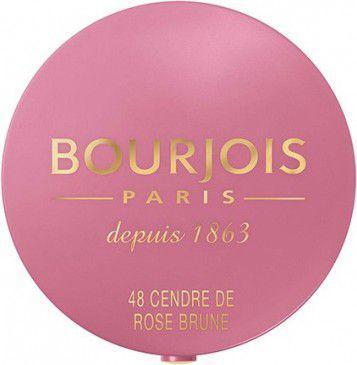 BOURJOIS Paris róż do policzków 2,5g Cendre De Rose Brune 48