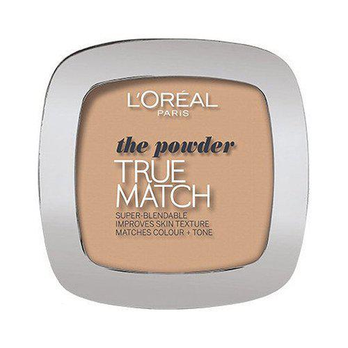 L'Oreal Paris True Match Super Blendable Powder W 9g D3-W3 Golden Beige