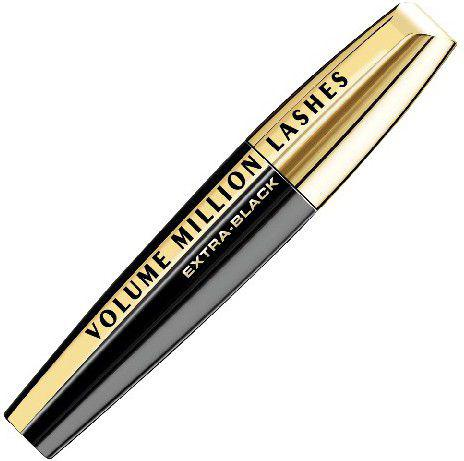 Loreal Mascara Volume Million Lashes Extra Black 9,2ml Extra Black