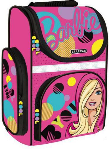 Barbie Tornister szkolny Barbie Gym różowy (348700)