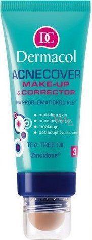 Dermacol Acnecover Make-Up & Corrector 03 30ml