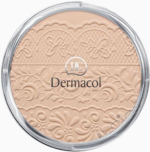Dermacol Compact Powder Puder odcień 03 8g