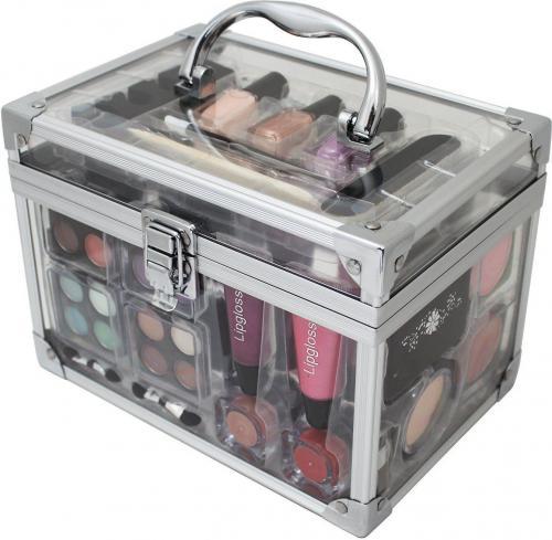 Makeup Trading Schmink Set Transparent Zestaw dla kobiet 64.8g