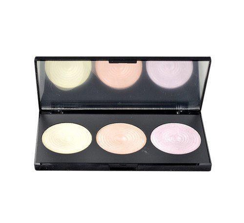 Makeup Revolution Highlight Powder Palette W 15g