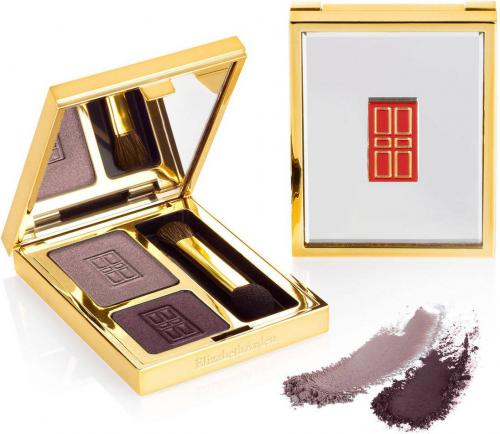 Elizabeth Arden Beautiful Color Eye Shadow Duo Cień do powiek 04 Heathered Plums 3g