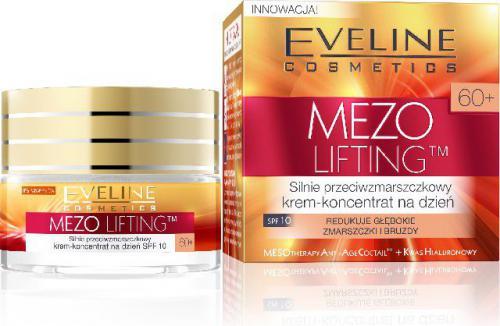 Eveline Lifting 60+ Krem-koncentrat na dzień silnie przeciwzmarszczkowy 50ml