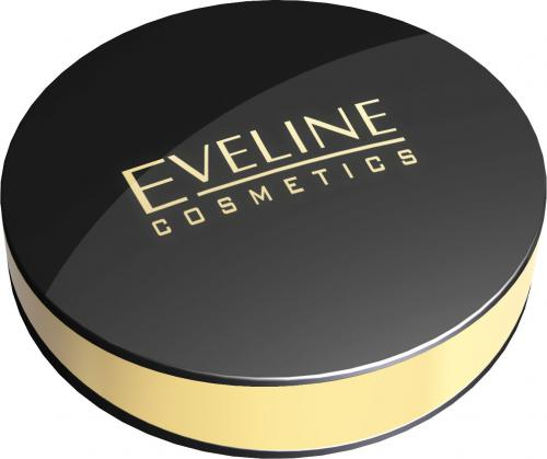 Eveline Celebrities Beauty Puder mineralny w kamieniu nr 23 sand
