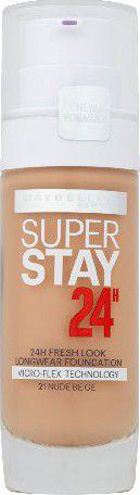 Maybelline  Super Stay 24H 21 Nude Beige 30ml