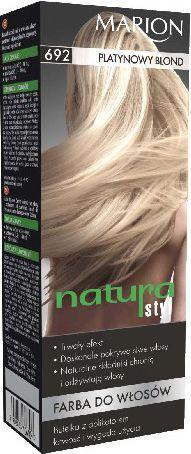 Marion Farba do włosów Natura Styl nr 692 platynowy blond - 78692