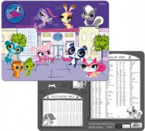 Starpak Mata na stół PCV Littlest Pet Shop - 301920