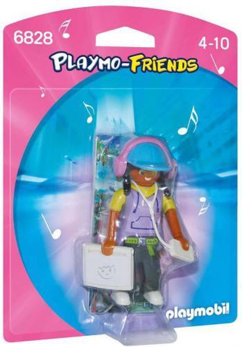 Playmobil Multimedia Girl (6828)
