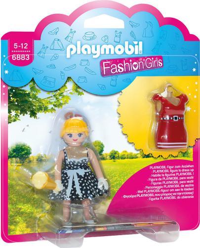 Playmobil Fashion Girl - Lata 50 (6883)