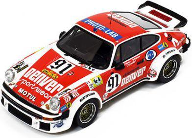 Ixo Porsche 934 #91 24h Le Mans 1980 (PR0417)