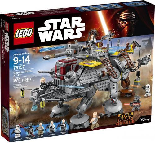 LEGO ATTE kapitana Rexa (75157)