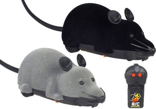LEANToys Mysz mysza zdalnie sterowana + pilot 2 kolory