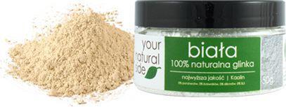 Your Natural Side glinka biała kaolin 50g
