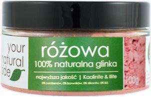 Your Natural Side glinka różowa (kaolinite &illite)