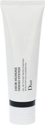 Christian Dior Homme Dermo System Micro-Purifying Cleansing Gel Żel do mycia twarzy 125ml