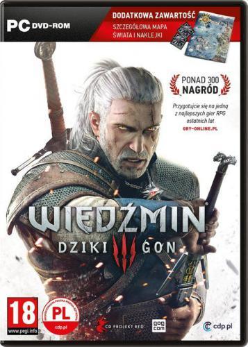 Wiedźmin 3 Dziki Gon (Reedycja)
