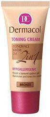 Dermacol Toning Cream 2in1 Krem koloryzujący Brown  30ml