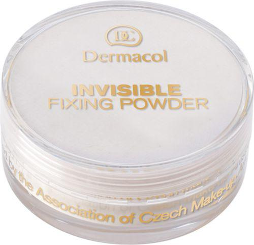 Dermacol Invisible Fixing Powder Puder Light 13g