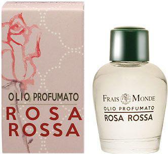 Frais Monde Red Rose Perfumed Oil Perfumowany olejek do ciała 12ml