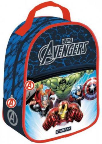 Starpak Plecak mini Avengers niebiesko-granatowy (356817)