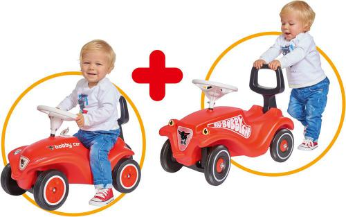 Big Bobby Car Walker 2-in-1 Learn to walk (800056445)